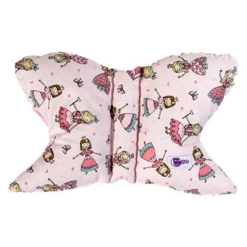 Pillangó párna - hercegnős
