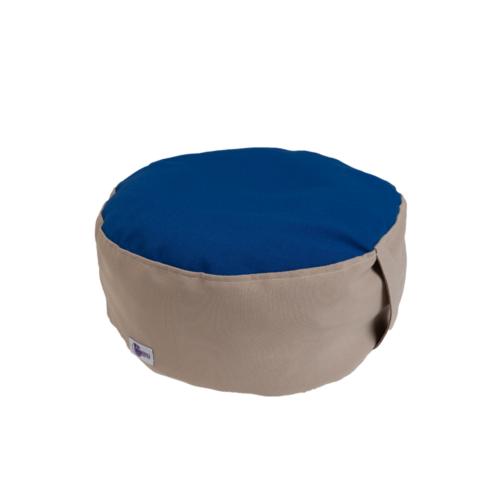 Babzsák ülőpárna -kék