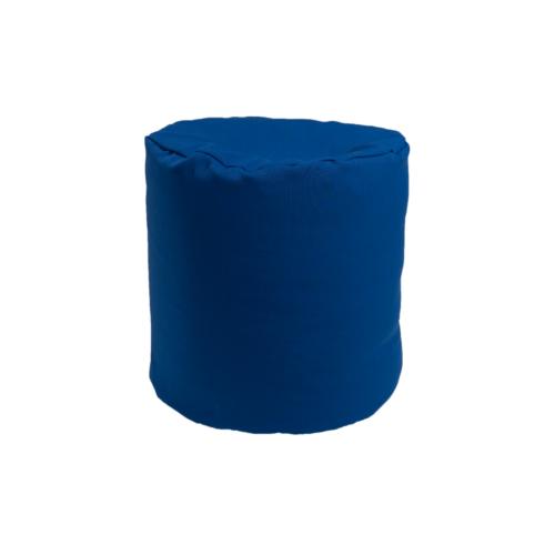 Babzsák puff -kék