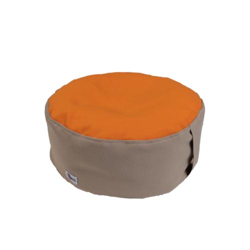 Babzsák ülőpárna -narancs