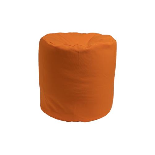 Babzsák puff -narancs