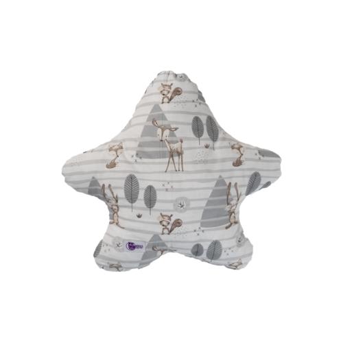 Csillagpárna - csíkos erdei