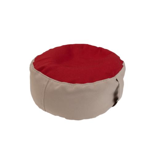 Babzsák ülőpárna -piros