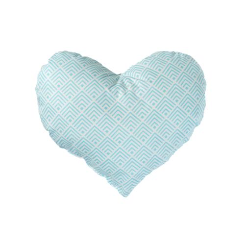 Szívecskepárna - rombusz