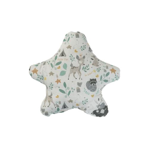 Csillagpárna - szürke erdei