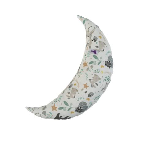 Holdpárna - szürke erdei
