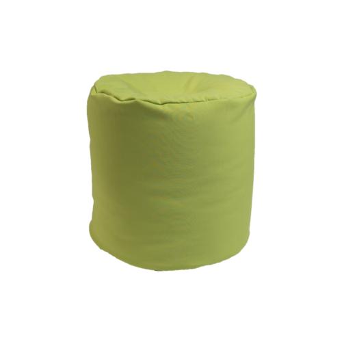 Babzsák puff -zöld