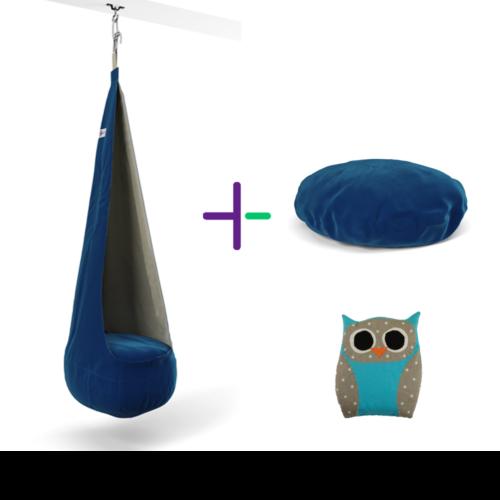 Kék Palinta szett + ajándék sópárna