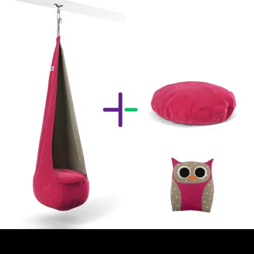 Pink Palinta szett + ajándék sópárna