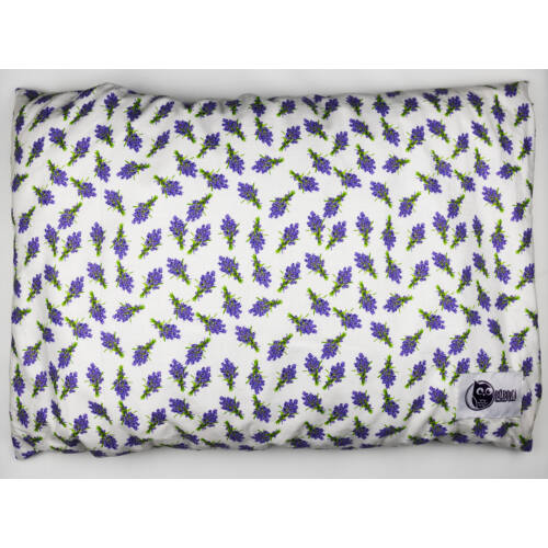 Tönköly alvópárna levendula minta 40x60 cm