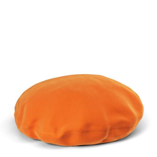 Narancs Macaron XXL babzsákpárna