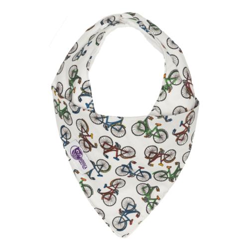 Biciklis nyálkendő