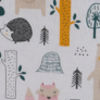 Kép 4/5 - Babaágynemű szett -rózsaszín, két párnával és takaróval