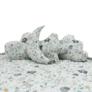 Kép 2/3 - Játéktároló játszószőnyeg - szürke erdei