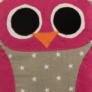 Kép 3/4 - Csillagos-rózsaszín nagybagoly sópárna