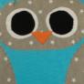 Kép 3/4 - Kék-csillagos nagybagoly sópárna