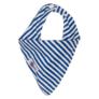 Kép 1/2 - Kékcsíkos -vékony nyálkendő