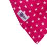 Kép 2/2 - Pink csillagos -vékony nyálkendő