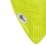 Kép 2/2 - Zöldpöttyös vastag  nyálkendő