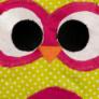 Kép 3/4 - Pöttyös-rózsaszín kisbagoly sópárna