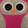 Kép 3/4 - Rózsaszín-csillagos nagybagoly sópárna