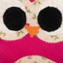 Kép 3/4 - Rózsaszín-virágos kisbagoly sópárna