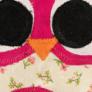 Kép 3/4 - Virágos-rózsaszín kisbagoly sópárna